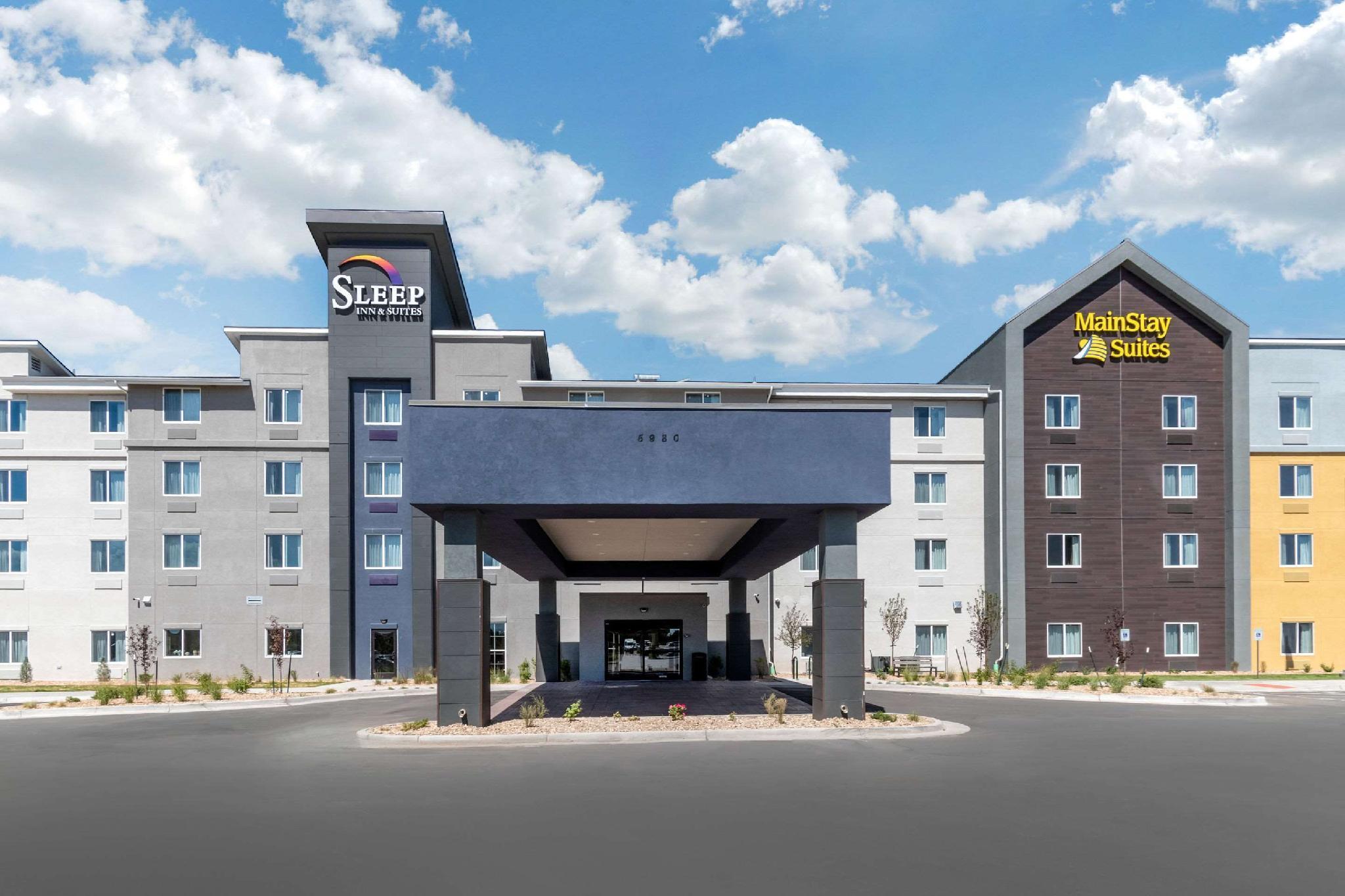 Sleep Inn And Suites Denver International Airport