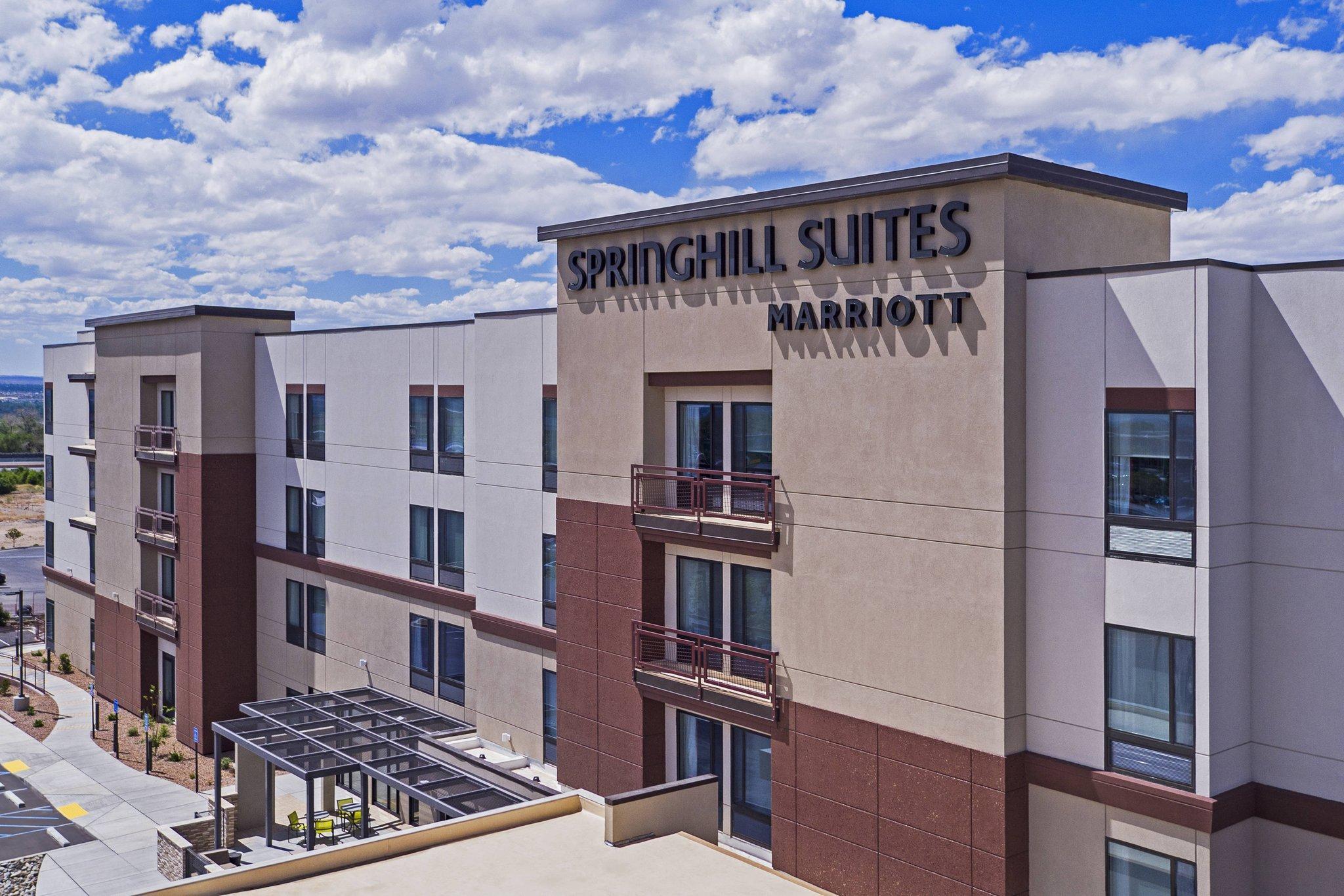 SpringHill Suites Albuquerque North Journal Center