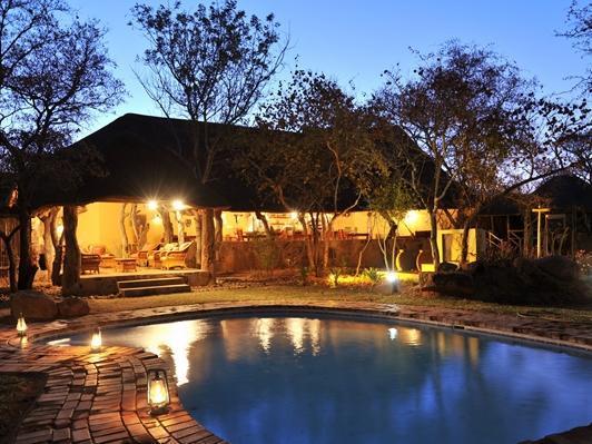 Bateleur Tented Safari Lodge And Bush Spa