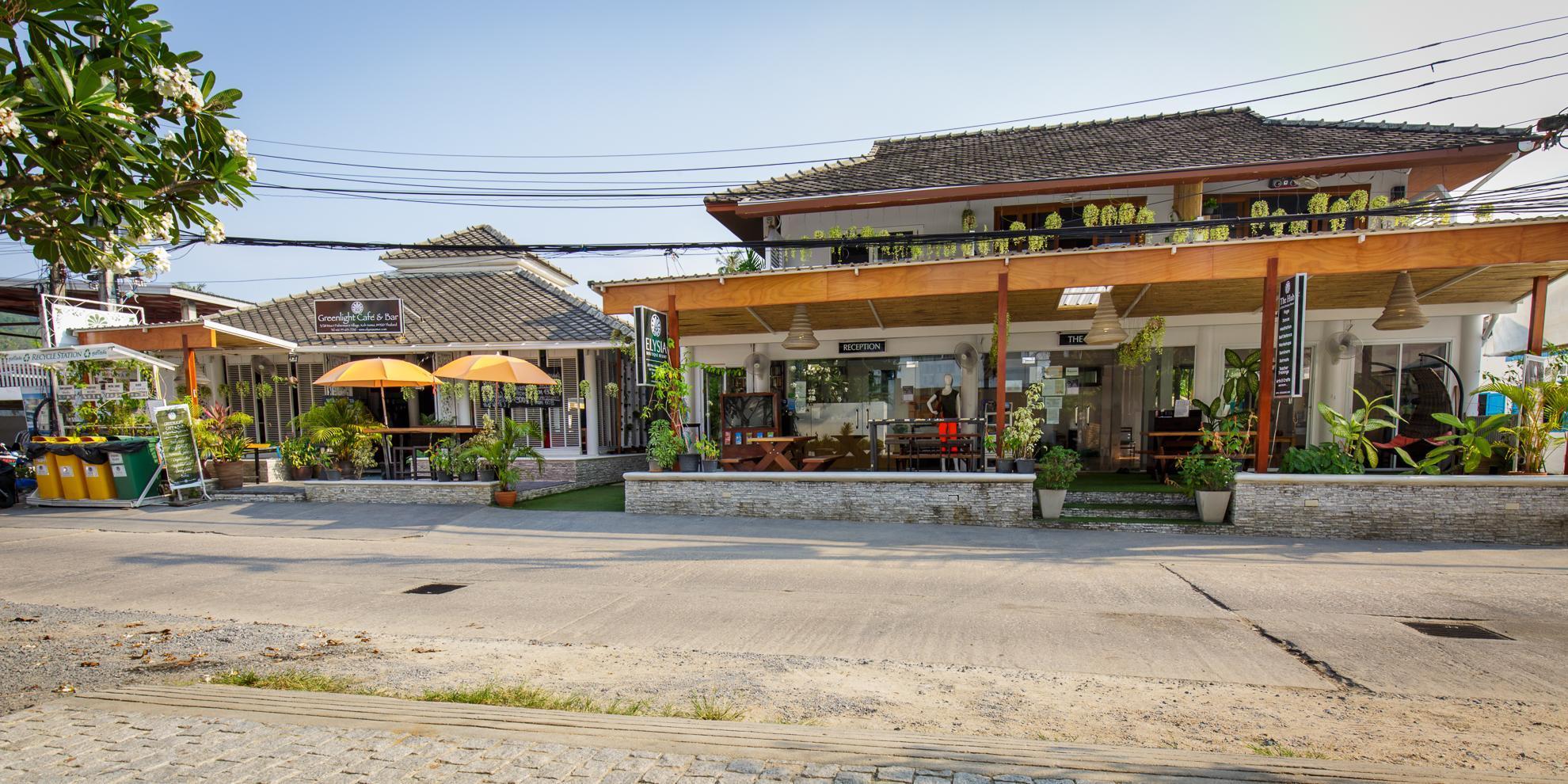 Elysia Boutique Resort เอลิเซีย บูติก รีสอร์ท