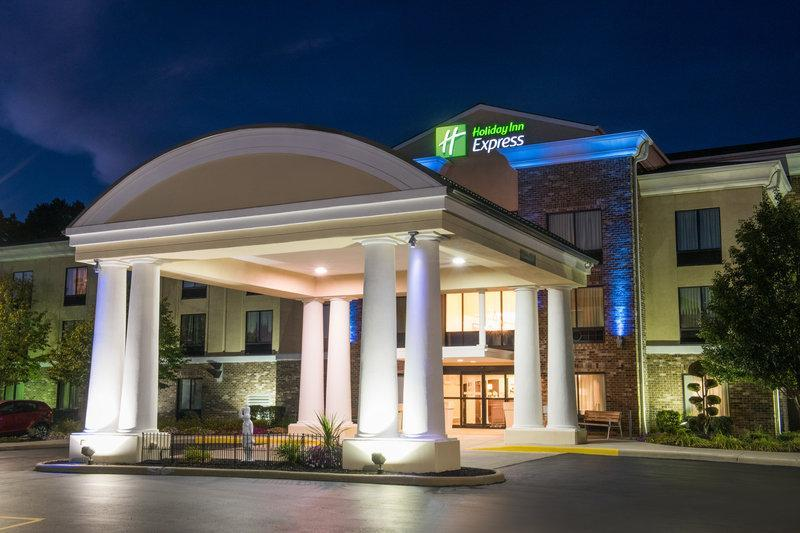 HOLIDAY INN EXPRESS HOTEL And SUITES SHARON HERMITAGE