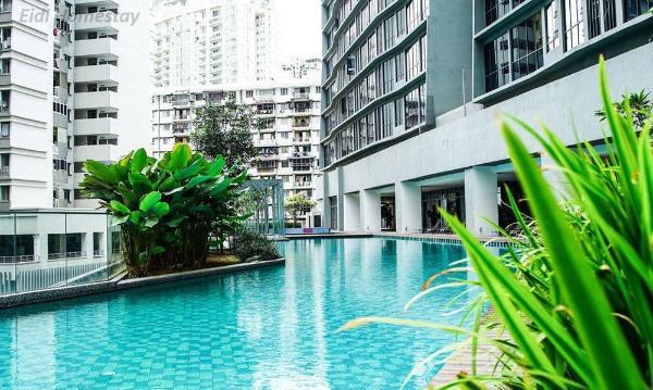 Bangsar South KL Gateway Pool View Family Suite Kuala Lumpur