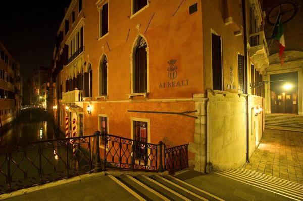 Hotel Ai Reali di Venezia Venice