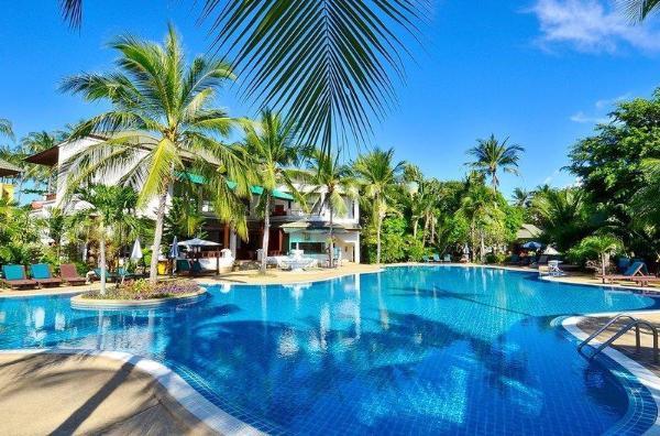 First Bungalow Beach Resort (SHA Plus+) Koh Samui