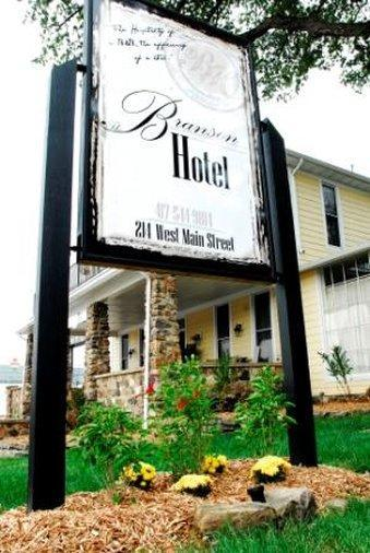 THE BRANSON HOUSE   BED AND BREAKFAST   ADULT ONLY