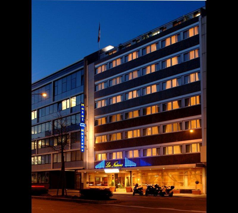 Les Nations Hotel