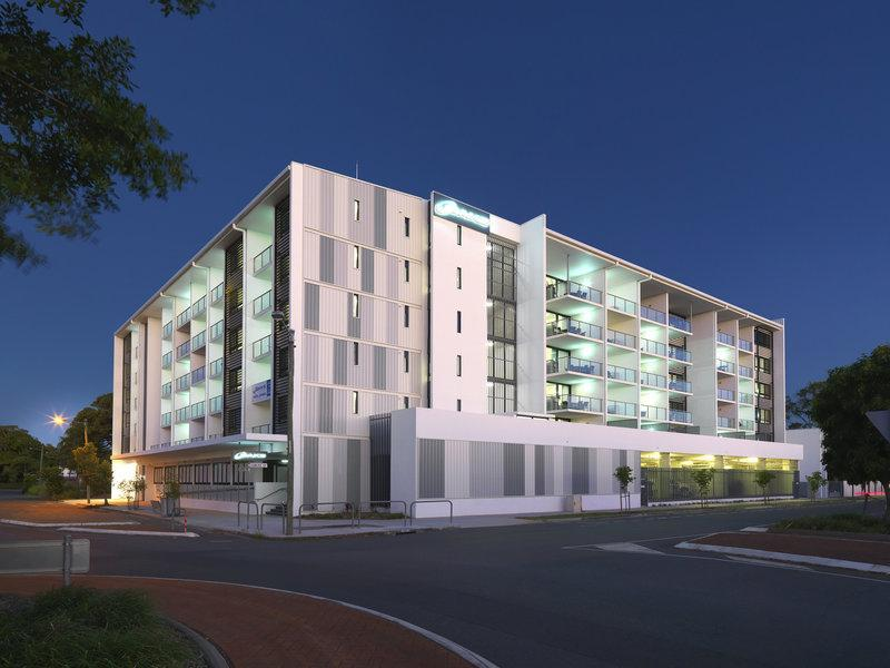 Oaks Carlyle Serviced Apartments