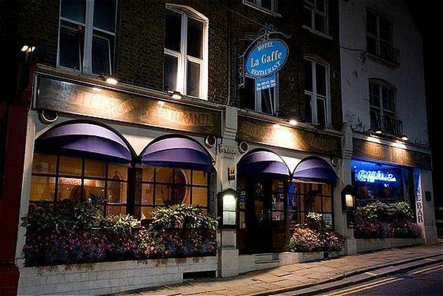 La Gaffe Hotel and Restaurant