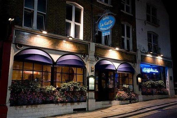 La Gaffe Hotel and Restaurant London