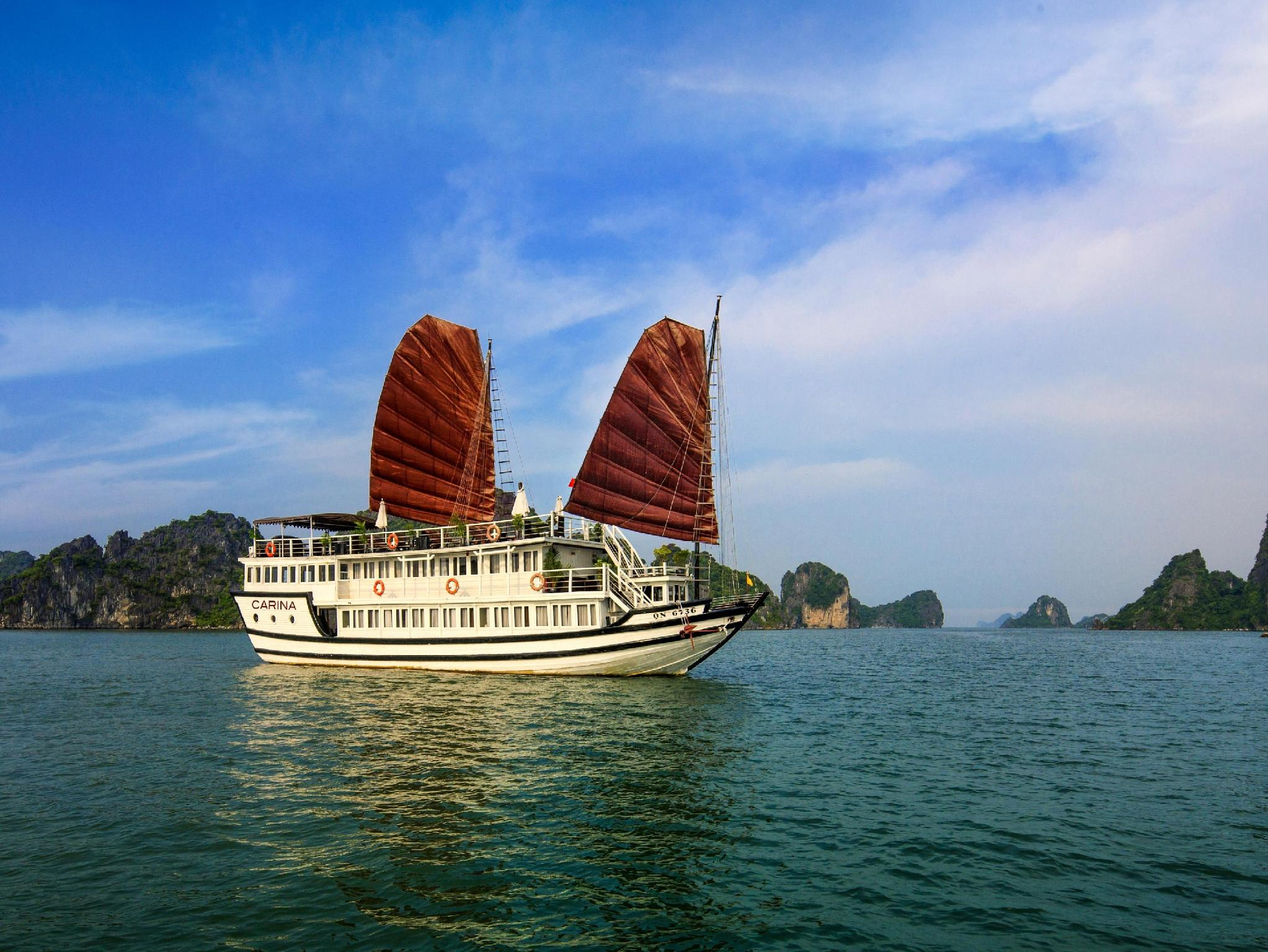 Carina Cruise Halong Bay