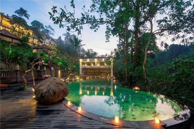 The Lokha Ubud Resort Villas and Spa