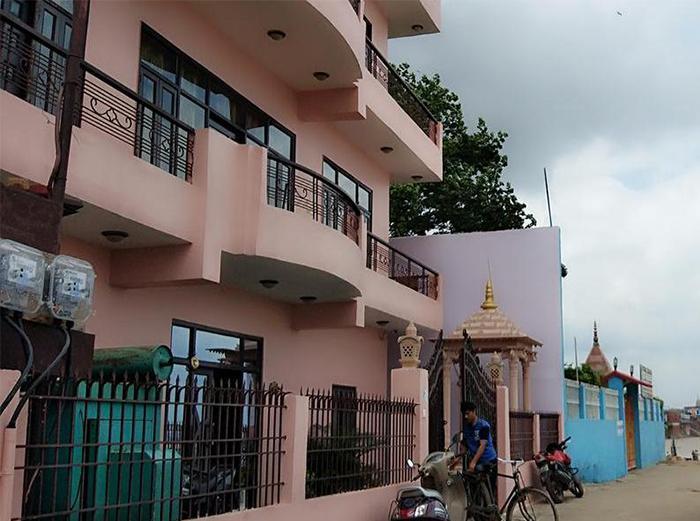 Hotel Ganga Monastery