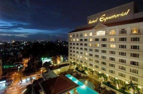 Hotel Equatorial Ho Chi Minh City Ho Chi Minh City