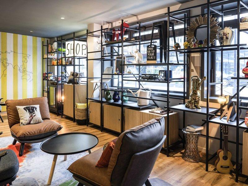 Adagio Paris Bercy Village Aparthotel