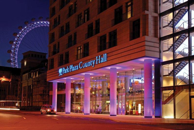 Park Plaza County Hall Hotel