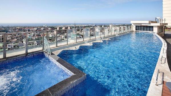 LOTTE City Hotel Jeju Jeju Island