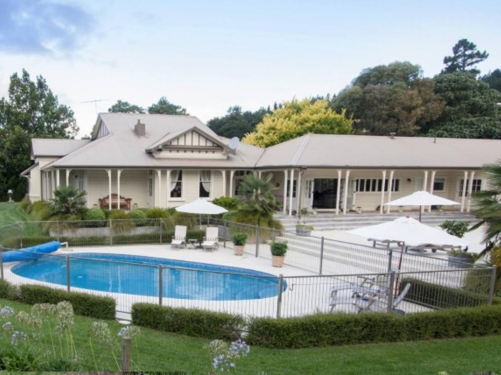 The Manse Luxury Lodge