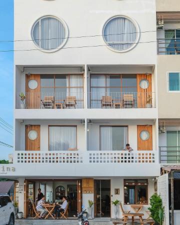 The Marina Sea View House Bangsaen Chonburi