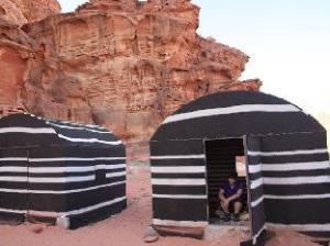 Wadi Rum Lawrence Camp
