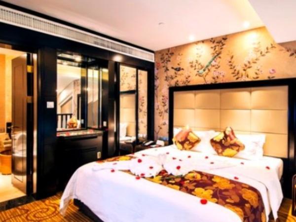 Longyan Liancheng Tianyi Hotsprings Resort In China  Asia