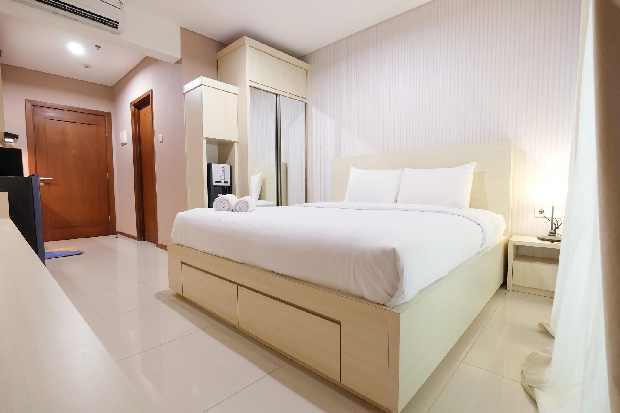 Studio Apt Thamrin Executive Residence By Travelio