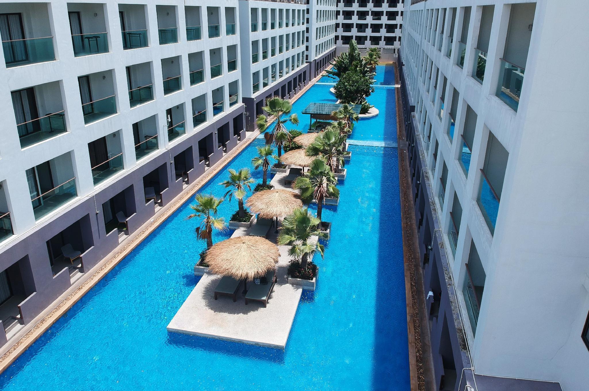 Woraburi Pattaya Resort & Spa วรบุรี พัทยา รีสอร์ต แอนด์ สปา