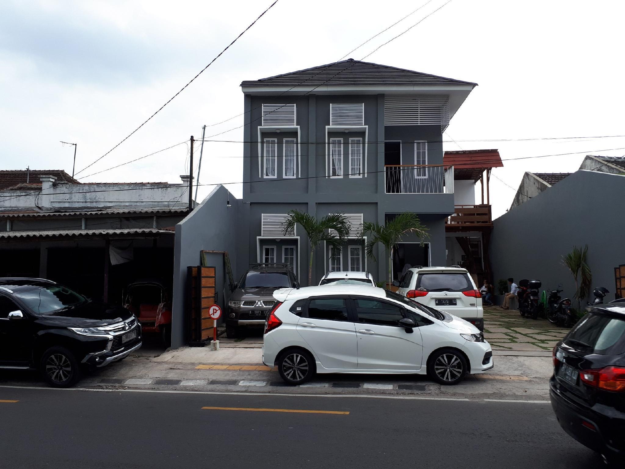 Minimalist Budget Guest House