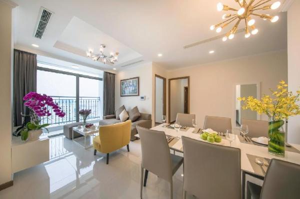 Saigon Homes Apartment - Vinhomes Central Park Ho Chi Minh City