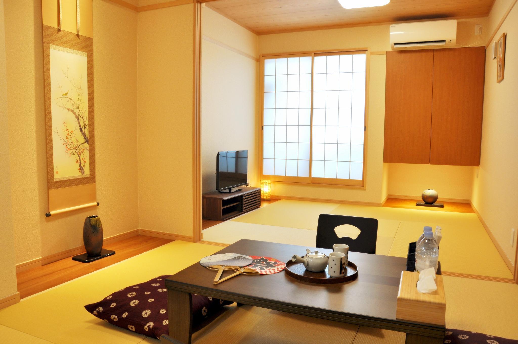Harper House 302.Osaka New Japanese Style.