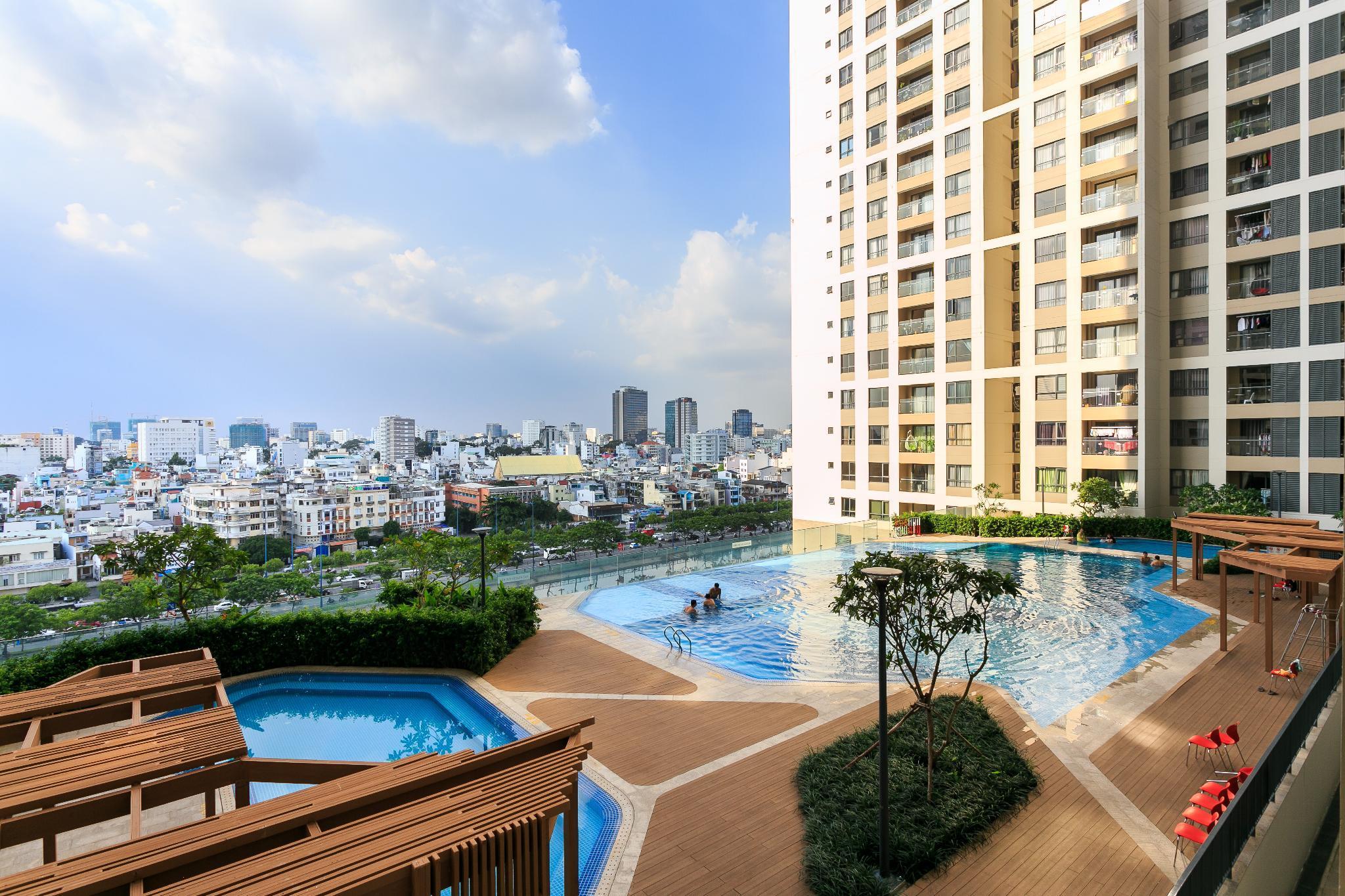 Saigon Apartment   The Gold View