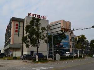 Motel 168 Shanghai Waigaoqiao Pilot FTZ Zhouhai Road Branch