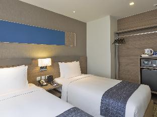 ホリデイイン エクスプレス バンコク サトーン Holiday Inn Express Bangkok Sathorn
