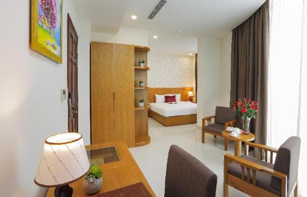 GOLDA HOTEL Ho Chi Minh City