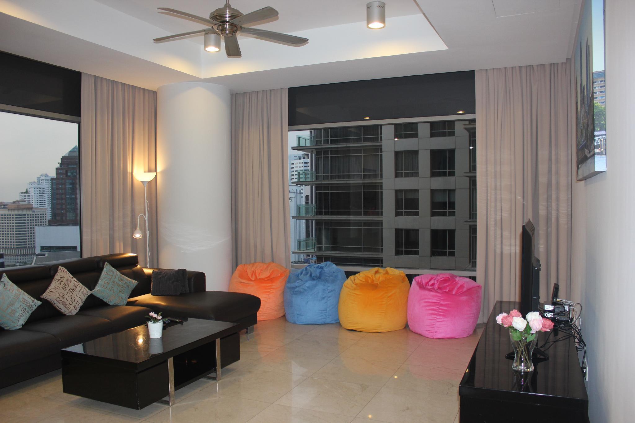 Pavilion Bukit Bintang Modern Suite  2 Bedrooms