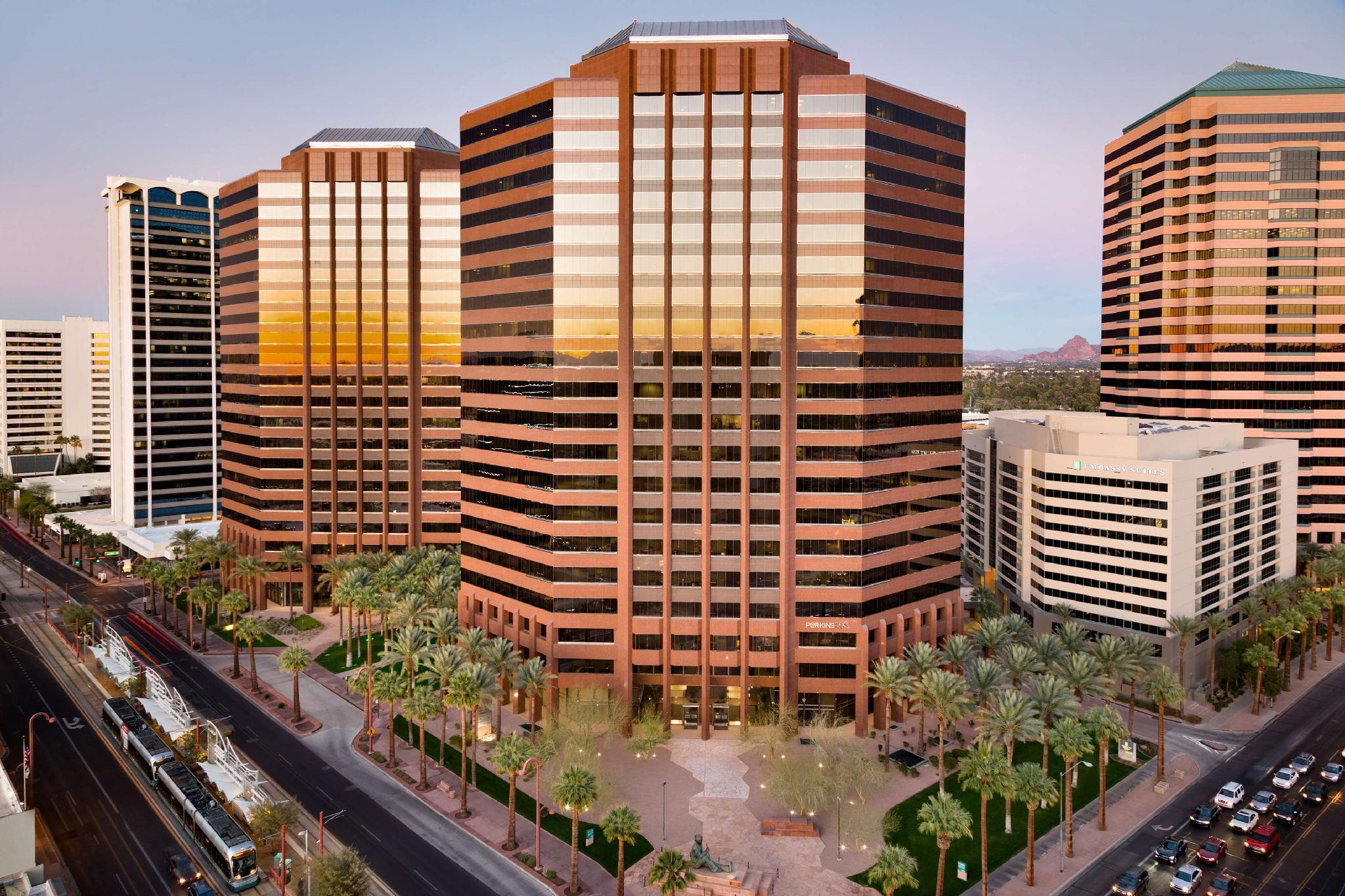 Embassy Suites By Hilton Phoenix Downtown