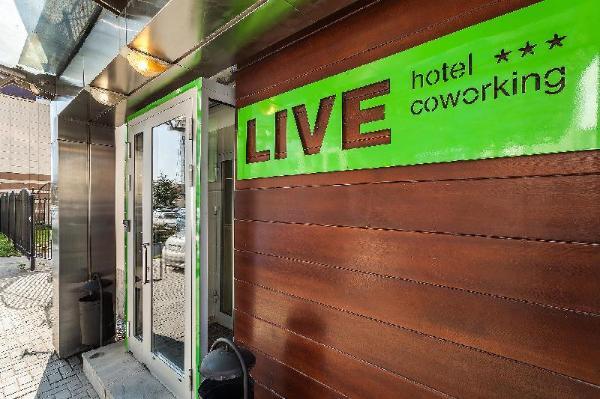 Live hotel by Original Hotels Yekaterinburg