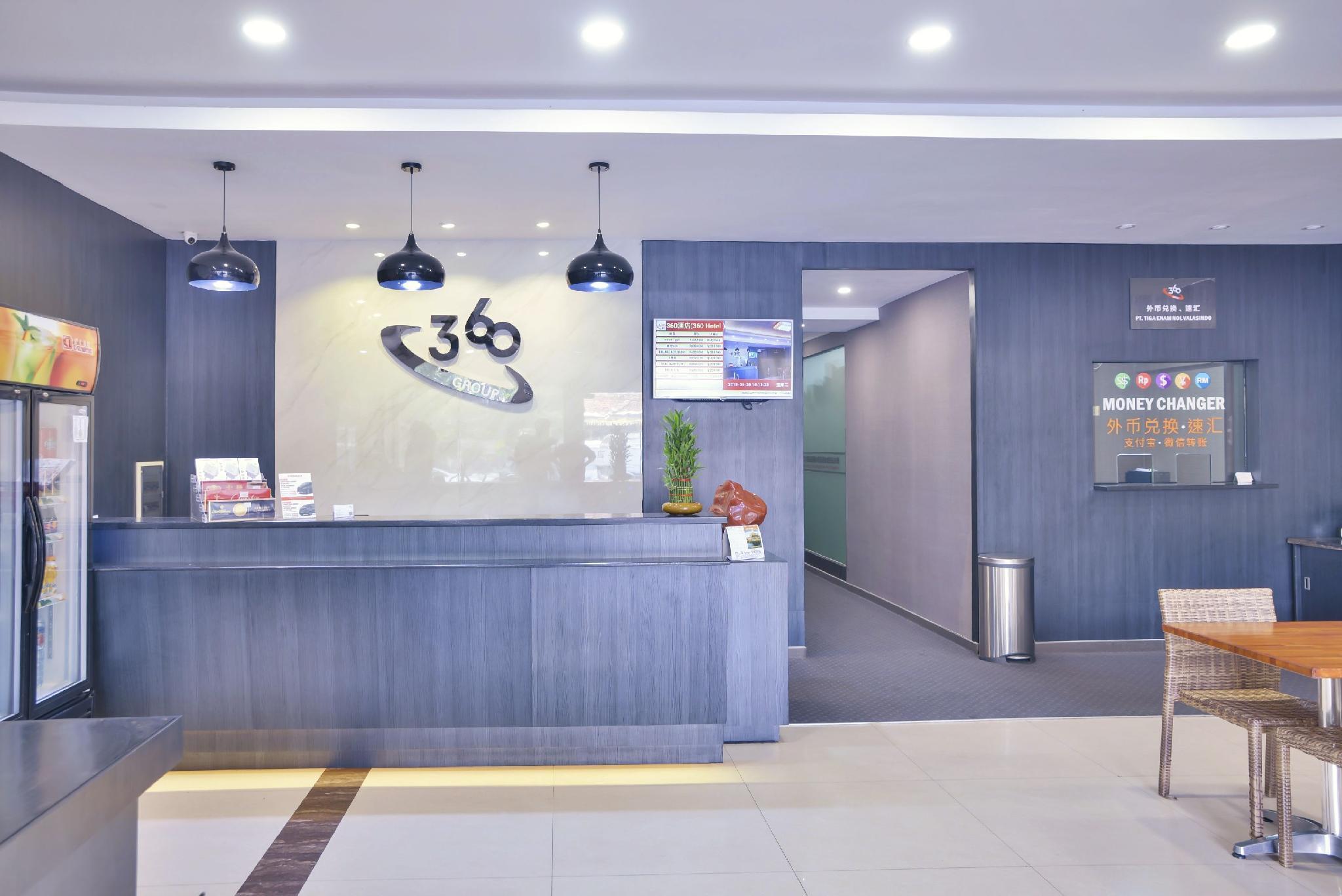 Hotel 360