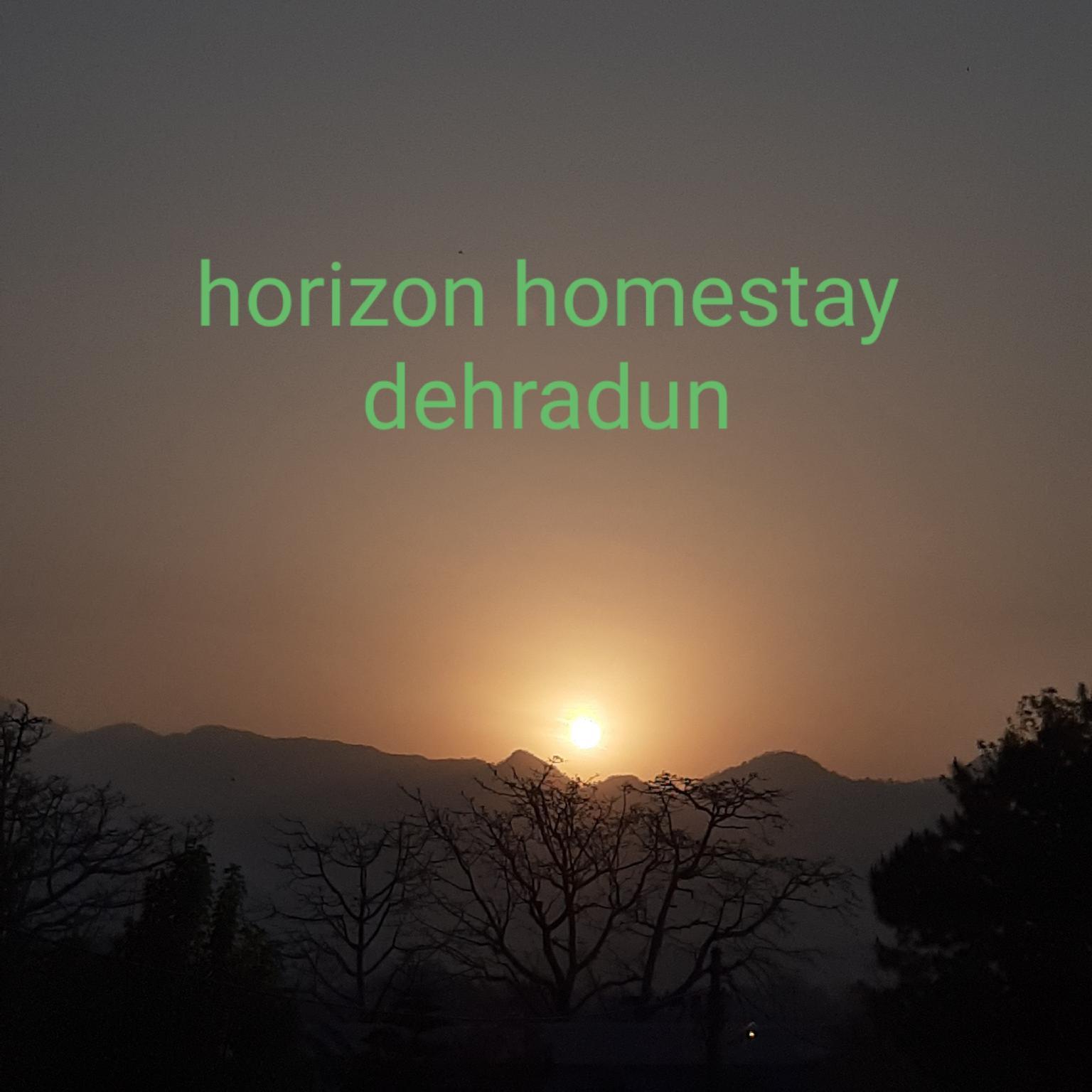 Horizon Home Stay  Venus  Glass Room On Terrace