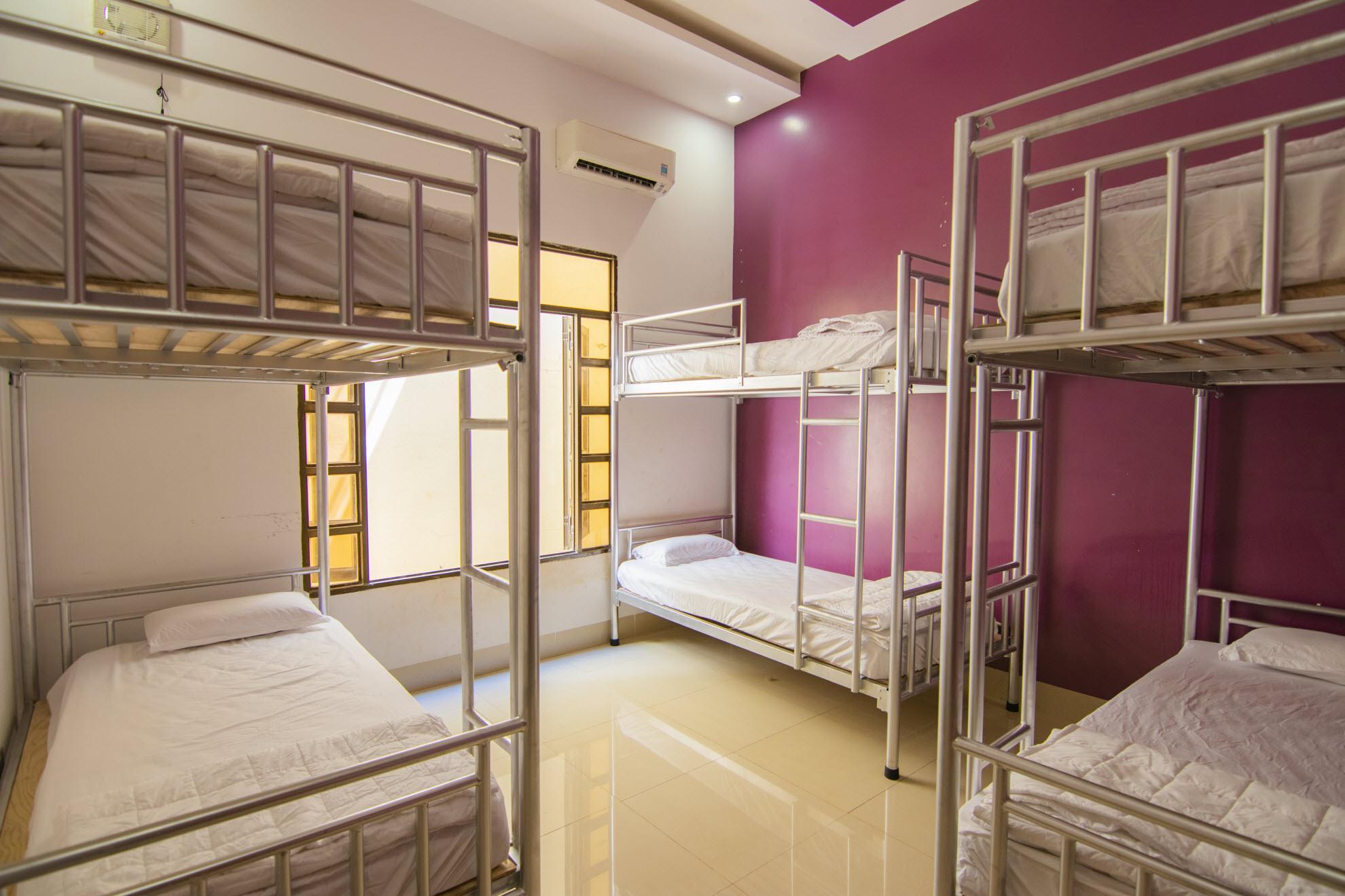 Vung Tau Freedom Hostel   Room  2
