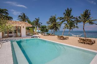 [バンポル]ヴィラ(400m2)| 3ベッドルーム/4バスルーム Kya Beach House Beachfront Private Pool Sunsets
