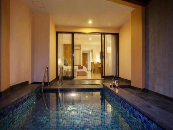 #197 Suite Room Private Pool Close To Airport Bali