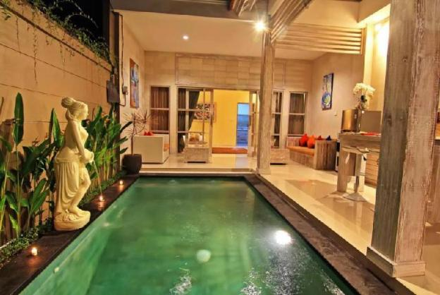 #169 Suite Room With Ktchn & Private Pool In Ubud