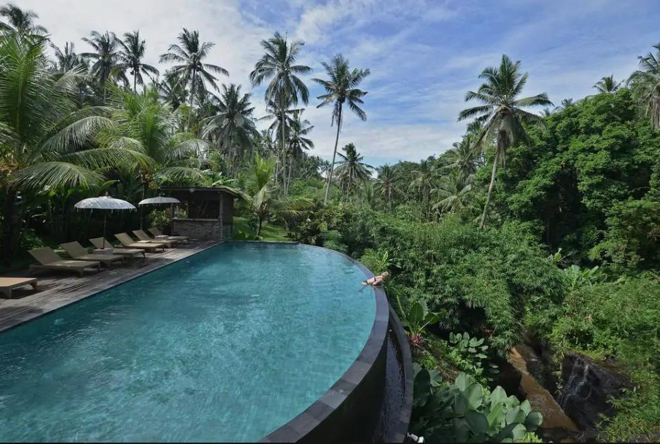 179 Best Room With Best View In Ubud Center
