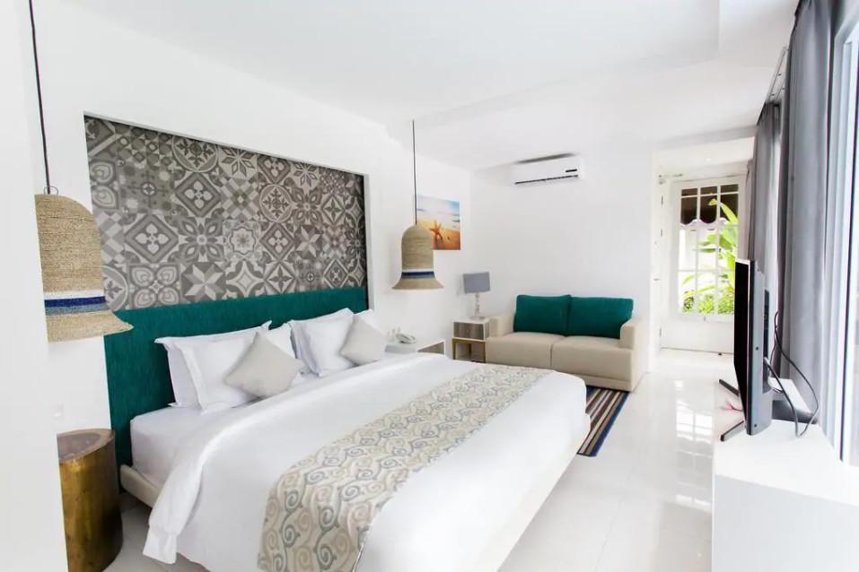 129 Suite Room Ktchn And Pool Beach Front Nusa Dua