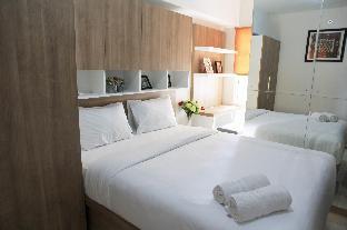 Comfortable 2 BR The Springlake Summarecon Apt Bekasi Kota