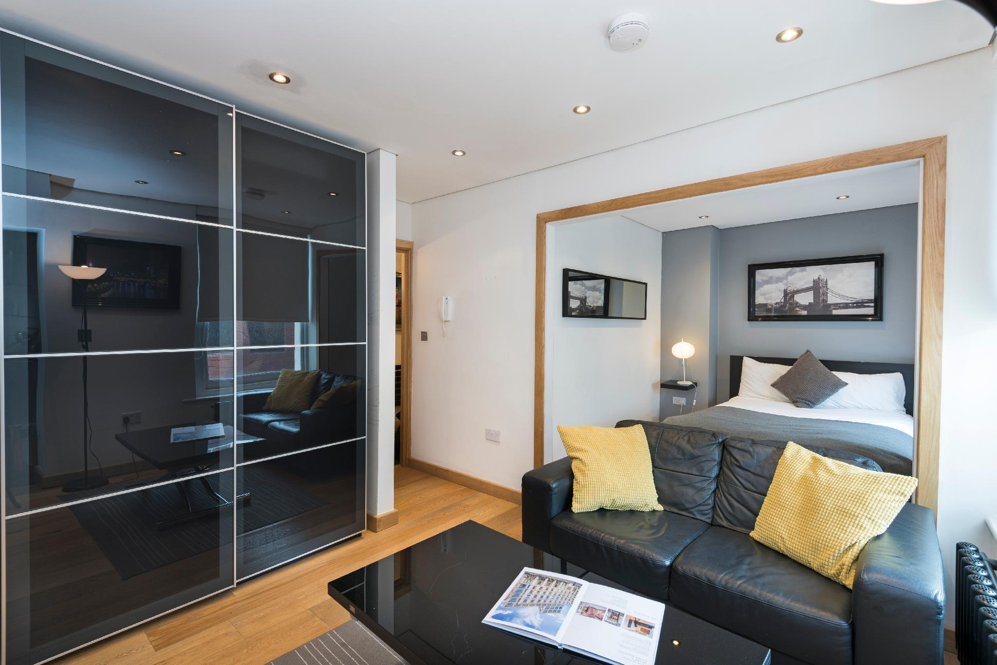 Excel Apartments St.Paul's Reviews