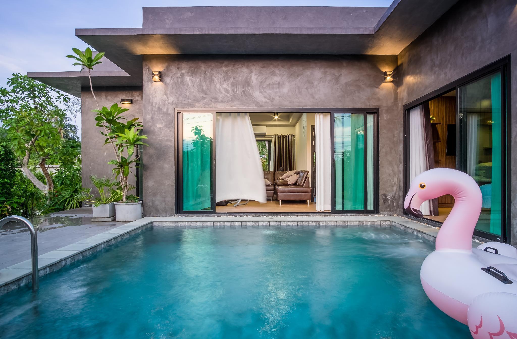 RAKSA private pool villa RAKSA private pool villa
