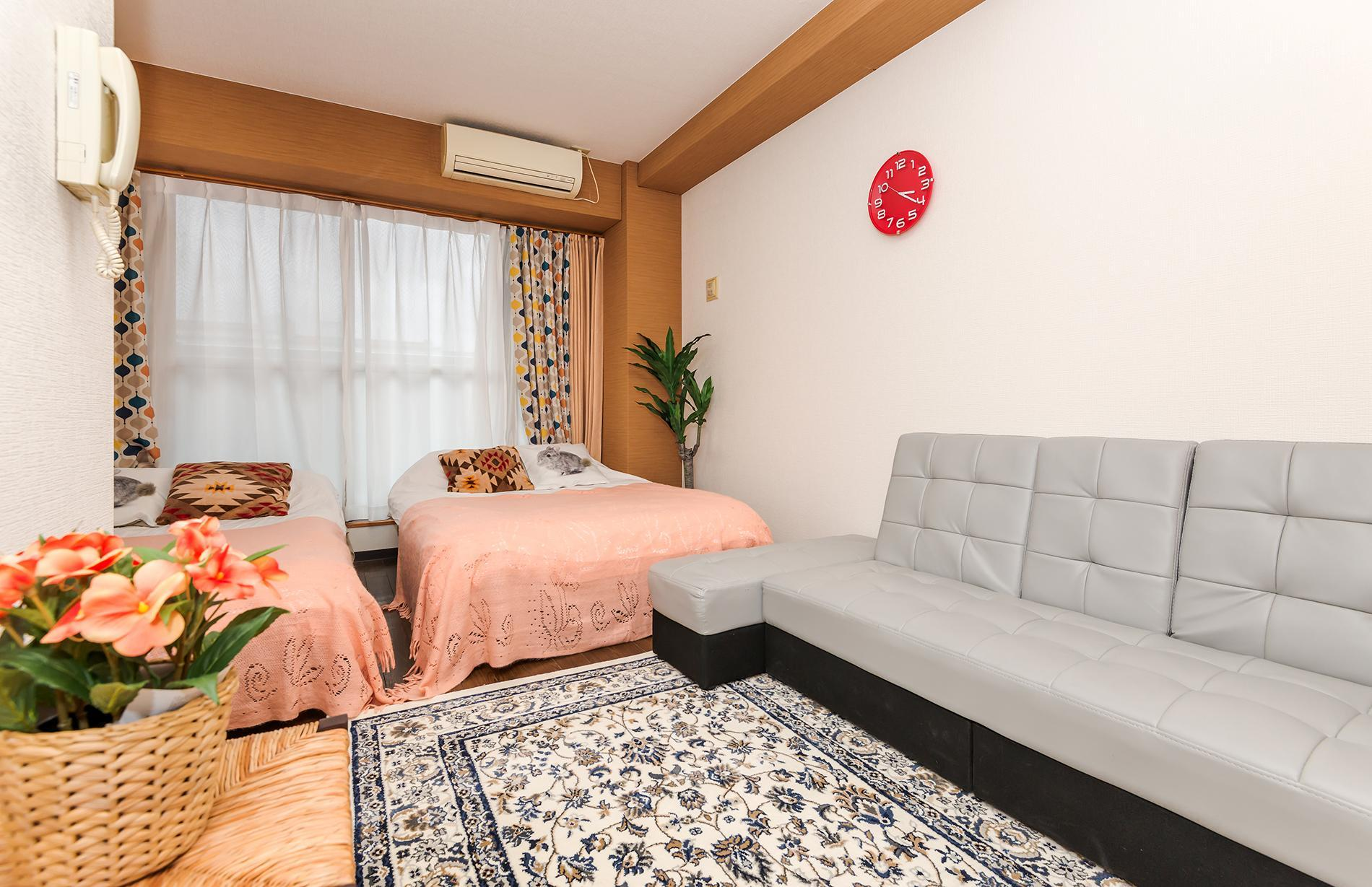Nihonbashi Comfortable Apartment Free Wifi 51