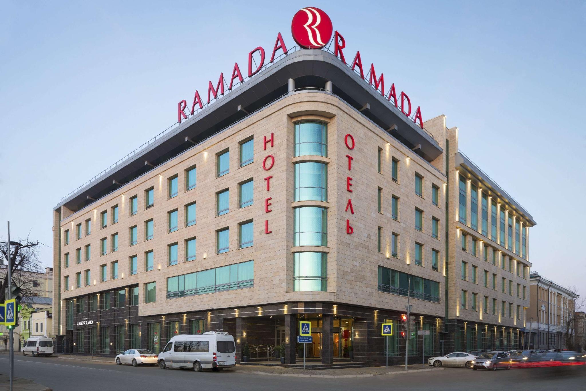 Ramada By Wyndham Kazan City Center