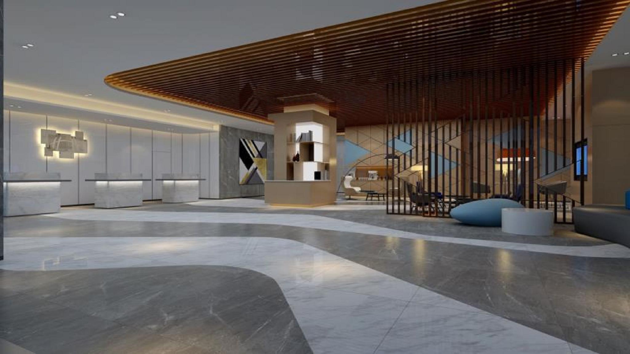 Holiday Inn Express Linyi Riverside Reviews